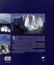 Tour du monde des glaciers - 4ème de couverture - Format classique