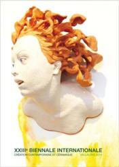 XXIIIe biennale internationale de Vallauris - Couverture - Format classique