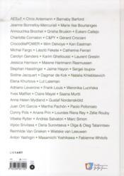 XXIIIe biennale internationale de Vallauris - 4ème de couverture - Format classique
