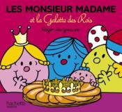 Les Monsieur Madame et la galette des rois - Couverture - Format classique