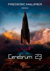 Cerebrum 23 - Couverture - Format classique
