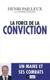 La force de la conviction - Couverture - Format classique