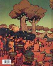 Le landais volant t.4 - 4ème de couverture - Format classique