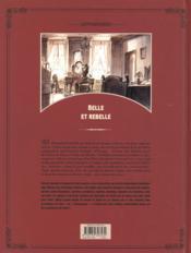Communardes ! ; l'aristocrate fantôme - 4ème de couverture - Format classique