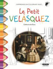Le petit Vélazquez - Couverture - Format classique