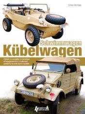 Kubelwagen schwimmwagen - Couverture - Format classique
