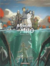 Le monde de Milo T.3 - Couverture - Format classique
