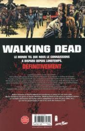 Walking dead T.24 ; opportunités - 4ème de couverture - Format classique