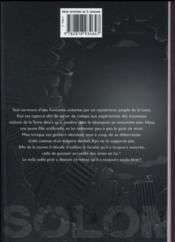 Soloman t.1 - 4ème de couverture - Format classique