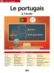 Le portugais a l'ecole - Couverture - Format classique