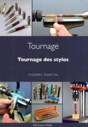 Tournage des stylos - Couverture - Format classique