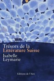 Trésors de la littérature suisse - Couverture - Format classique