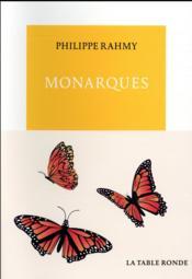 Monarques - Couverture - Format classique
