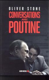 Conversations avec Poutine - Couverture - Format classique