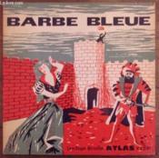 Livre-disque 33t // Barbe bleue - Couverture - Format classique