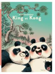 King et Kong - Couverture - Format classique