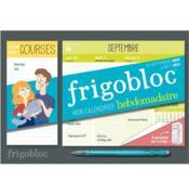 Mini frigobloc ; mon calendrier hebdomadaire (édition 2020/2021) - Couverture - Format classique