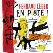 Fernand Léger en piste ! - Couverture - Format classique