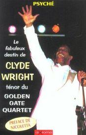 Le Fabuleux Destin De Clyde Wright - Intérieur - Format classique
