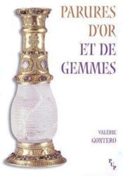 Parures D Or Et De Gemmes - Couverture - Format classique