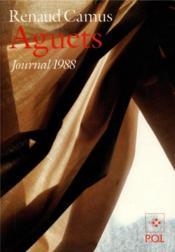 Aguets ; journal 1988 - Couverture - Format classique