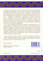 Pauliska Ou La Perversite Moderne - 4ème de couverture - Format classique