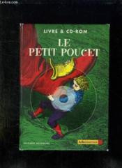 Petit poucet livre + cd rom - Couverture - Format classique