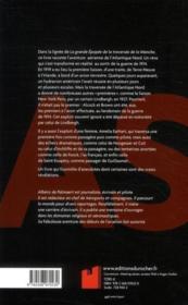 Les as de l'atlantique nord - 4ème de couverture - Format classique