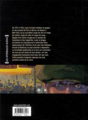 Louis la guigne ; intégrale t.1 ; t.1 à t.5 - 4ème de couverture - Format classique