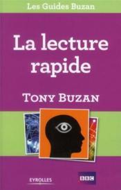 La lecture rapide (2e édition) - Couverture - Format classique