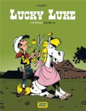 Lucky Luke ; INTEGRALE VOL.24 - Couverture - Format classique