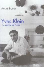 Yves klein, le peintre de l'infini - Intérieur - Format classique