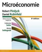 Microéconomie (8e édition) - Couverture - Format classique