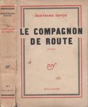 Le compagnon de route - Couverture - Format classique