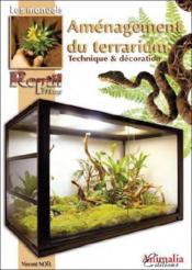 Aménagement du terrarium - Couverture - Format classique
