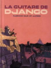 La guitare de Django - Couverture - Format classique