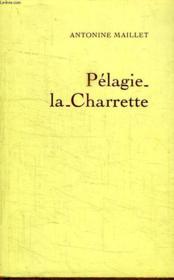 Pelagie - La - Charrette. - Couverture - Format classique