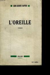 L Oreille. - Couverture - Format classique