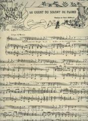 Piano Soleil - N°16 Du 20 Octobre 1901 : Le Chant Du Soldat De Plomb + Romance Appassionata + Chanson D'Archers. - Couverture - Format classique