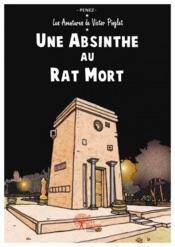 Une absinthe au rat mort - Couverture - Format classique