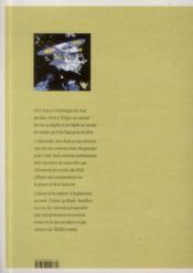 Les grandes carrioles ; cuisines de rue - 4ème de couverture - Format classique
