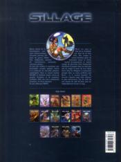 Sillage t.16 ; liés par le sang - 4ème de couverture - Format classique