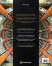 Le langage secret des lieux sacrés - 4ème de couverture - Format classique