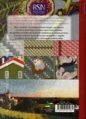 Tapisserie à l'aiguille - 4ème de couverture - Format classique