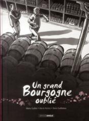 Un grand Bourgogne oublié T.1 - Couverture - Format classique