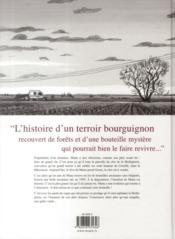 Un grand Bourgogne oublié T.1 - 4ème de couverture - Format classique