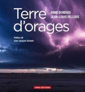 Terre d'orages - Couverture - Format classique
