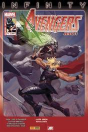 Avengers Universe N.13 - Couverture - Format classique