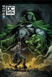 DC Saga présente N.3 ; forever evil blight t.2 - Couverture - Format classique