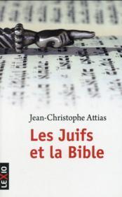 La bible et les juifs - Couverture - Format classique